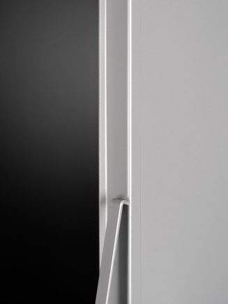 Double Panel Doors with Knife Edge Sealing