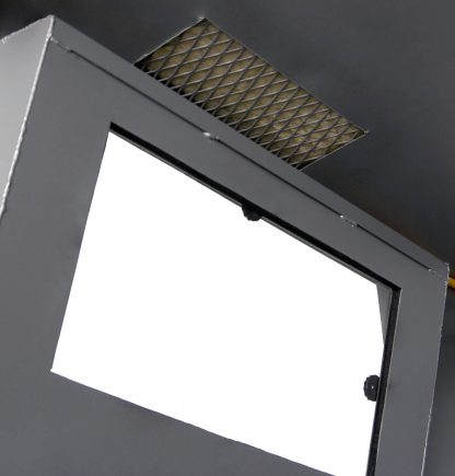 Vented View Window