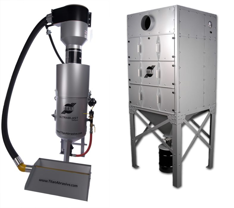 Vacuum-reclaim-system-with-dust-collector